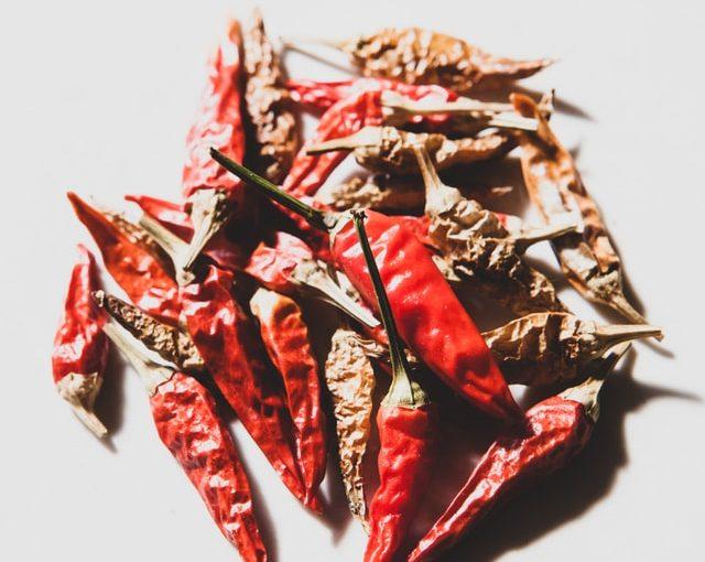 Chili-Spiced Beef & Rice Salad Recipe