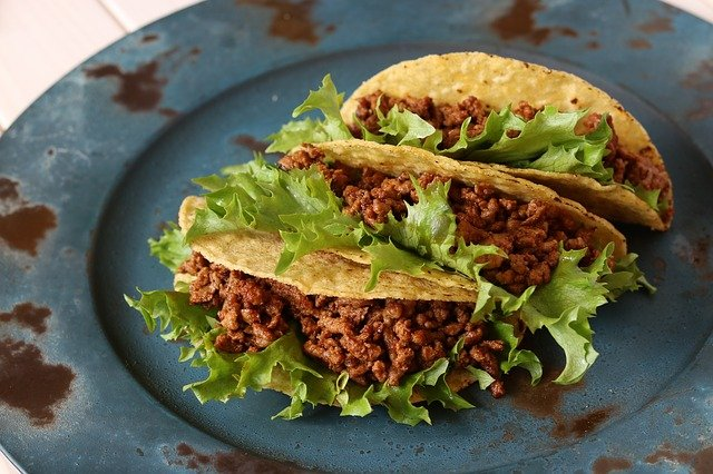 Chili Beef Tacos Recipe
